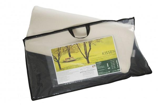 Konturkissen Naturlatex Verpackung