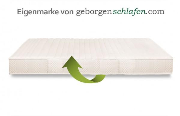 Naturlatex Kautschukmatratze ARVO ökologisch