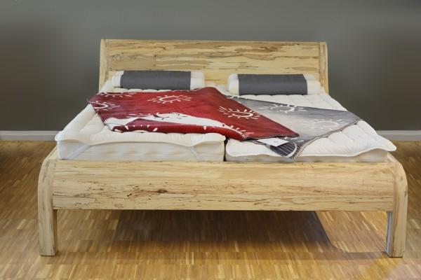 Tagesdecke Sonnengruß auf Eisbuche Bett Frances