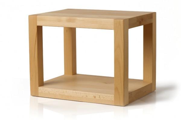 Massivholz-Nachttisch SONNENGRUß