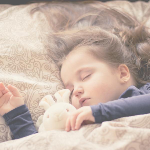 Schlaf-geborgenschlafen